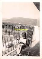 ANCIENNE PHOTO GARCON  VINTAGE PHOTO BOY TORSE NU NUDE ( 10 X 7 ) - Personnes Anonymes