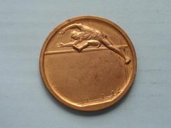 Xavier WATTINNE Chapionnat De France De L' U.G.S.E.L. 1937 Minin B 1er Prix ( Goudkleur - 52.2 Gr. Fraisse / Zie Foto ) - France