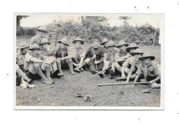 56 - Carte Photo VANNES  : Scouts,  1 Ière Cornouaille Aout 1931, - Scoutisme