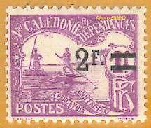 Nouvelle-Calédonie **LUXE 1926 Taxe 24 - Timbres-taxe