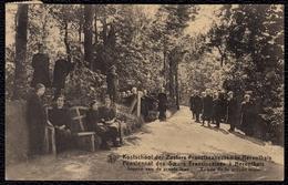 HERENTALS - Kostschool De Zusters Franciscanessen - Ingang Grote Laan - Geanimeerd ---- Pensionnat Des Soeurs - Herentals