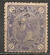 Timbres - Roumanie - 1890 - 3 B. - N° 84 -