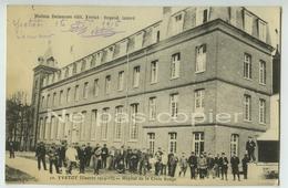 YVETOT Hopital Militaire 1915 - Yvetot