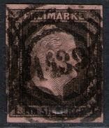 1439 Stettin Auf 1 Sgr. Dunkelrosa - Preussen Nr. 2 B - Preussen