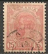 Timbres - Roumanie - 1894 -15 B. - N° 106 -