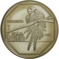 Guatemala, 50 Quetzales, 1995, Tower, SPL, Copper-nickel, KM:3f.2 - Guatemala