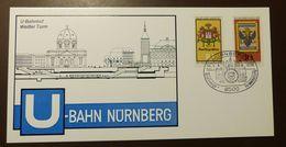 Bund  Eisenbahn Nürnberg U-Bahn 1978  #A51