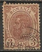 Timbres - Roumanie - 1894 -3 B. - N° 101 -
