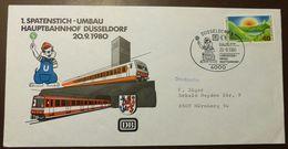 Bund  Eisenbahn Düsseldorf U-Bahn S-Bahn  #A54