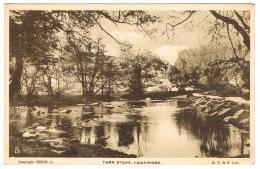 RB 1157 -  Raphael Tuck Postcard - Tarr Steps Hawkridge Somerset - Altri
