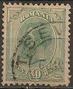 Timbres - Roumanie - 1895 - 40 B. - N° 110 -
