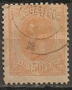 Timbres - Roumanie - 1894 - 50 B. - N° 111 -