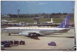 SABENA  B 707 329   OO SJA       COLLECTION VILAIN N° 411 - 1946-....: Moderne
