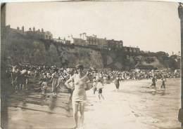 Photo 1900 Au Bord De Mer - Falaises Et Villas - Cartes Postales