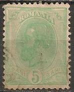 Timbres - Roumanie - 1900 - 5 B. - N° 116 -