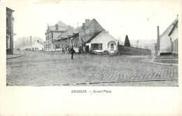 Saint-Ghislain  - Baudour - Grand'Place - Saint-Ghislain