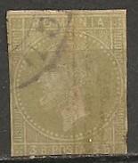 Timbres - Roumanie - 1879 - 3 B. - N° ? - Non Dentelé -