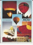 10x15   Annonay Fete De La Mongolfiére - Annonay