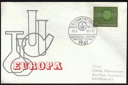 Germany Frankfurt 1961 / ACHEMA / European Meeting For Chemical Engineering