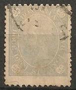 Timbres - Roumanie - 1890 - 25 B. - N° 81 -