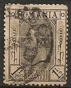 Timbres - Roumanie - 1894 - 1 1/2 B. - N° 100 -