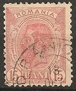 Timbres - Roumanie - 1894 - 15 B. - N° 106 -