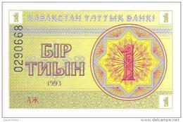 Kazakhstan - Pick 1 - 1 Tyin 1993 - Unc - Kazakhstan