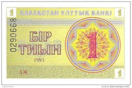 Kazakhstan - Pick 1 - 1 Tyin 1993 - Unc - Kazakistan