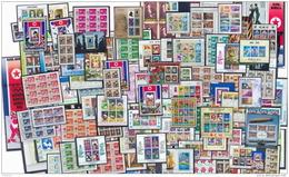 Départ 1 Euro (lot 1a) THEMATIQUE Collection De + 120 Blocs  COTE + 500 Euros  Jeux Olympiques (olympic Games) Animaux A - Francobolli