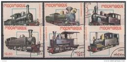 Mocambique 1979 Oblitérés / Used / Gestempeld