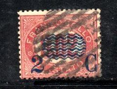 XP3072 - REGNO 1878, Sassone Il N. 29 Usato