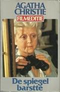 DE SPIEGEL BARSTTE - FILMEDITIE - AGATHA CHRISTIE - 1981 - Private Detective & Spying