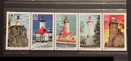 United States, 1995, Mi: 2576/80 (MNH)