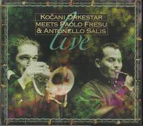 # Jazz CD: Kocani Orkestar, Meets Paolo Fresu & Antonello Salis - Jazz