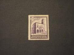 SAN MARINO - 1932 PALAZZO L.  2,75 - NUOVO(++)