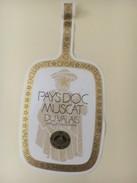 4262 - Pays D'Oc Muscat Valais Suisse - Etiquettes