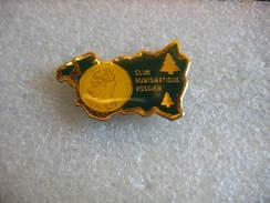 Pin's Du Club Numismatique Vosgien - Associations