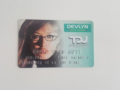 MEXICO - TDU CARD - DEVLYN - Other Collections
