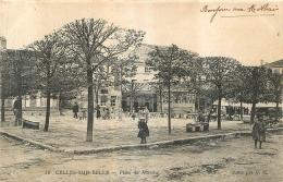CELLES SUR BELLE PLACE DU MARCHE - Celles-sur-Belle