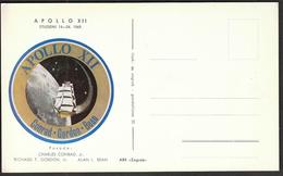 Yugoslavia Croatia Zagreb 1969 / Apollo 12 / Crew: Conrad, Gordon, Bean / Space - Brieven & Documenten