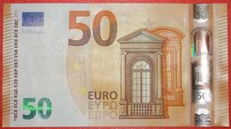 § NEW EUROPE Russian TYPE: NETHERLANDS ★ 50 EURO 2017 PREFIX PB P004F1! UNC CRISP!!! LOW START★ NO RESERVE - EURO