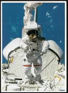 USA United States Houston 2007 / Astronaut In Space - Espacio