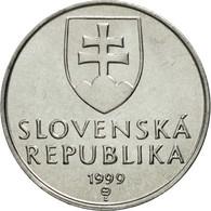 Slovaquie, 10 Halierov, 1999, FDC, Aluminium, KM:17 - Slovaquie
