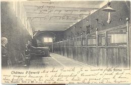 HEVERLEE BIJ LEUVEN 1904   CHATEAU D' HEVERLE  LES ECURIES    NELS SERIE 36 N° 90 - Leuven