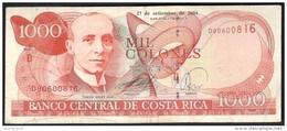 COSTA RICA 1000 COLONES 2004 P-267A XF [CR546e] - Costa Rica