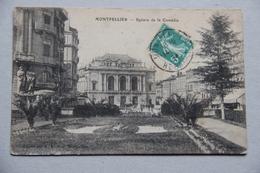 MONTPELLIER (HERAULT), Square De La Comédie - Montpellier