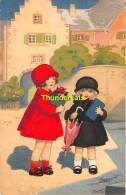 CPA ILLUSTRATEUR LIA DORING DESSIN ENFANT ARTIST SIGNED CHILDREN DRAWN - Andere Illustrators