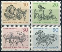 Y&T  N° 310-313 ** Zoo