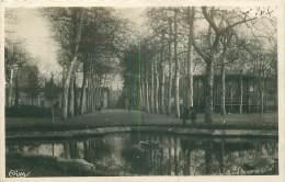 42 - ROANNE - Les Promenades, Le Bassin Et Le Kiosque - Roanne