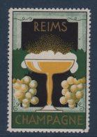 Reims - Champagne - Commemorative Labels